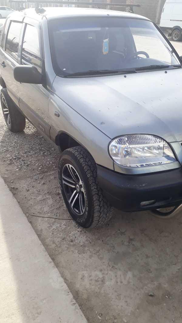 Chevrolet Niva, 2007 год, 208 000 руб.