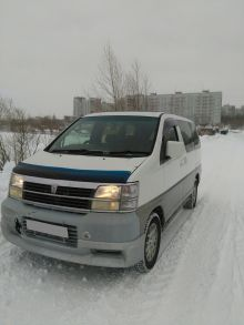 Новосибирск Caravan Elgrand