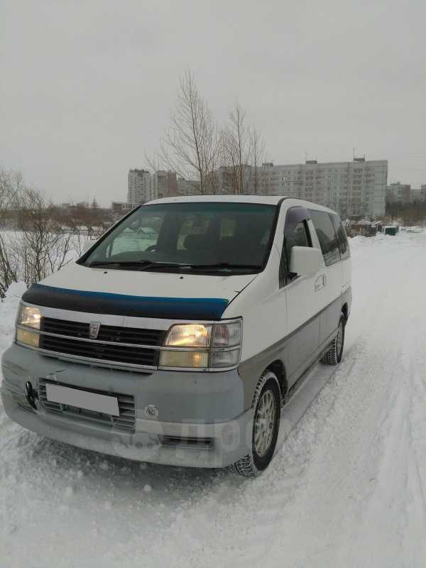 Nissan Caravan Elgrand, 1999 год, 360 000 руб.