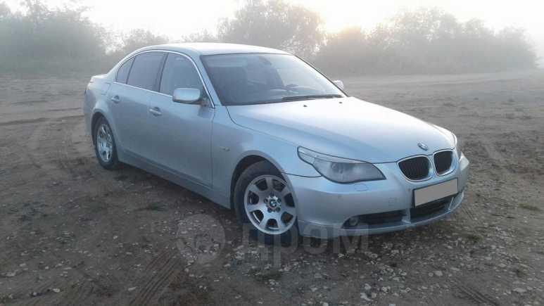 BMW 5-Series, 2004 год, 420 000 руб.