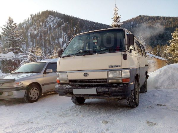 Toyota Hiace, 1987 год, 170 000 руб.