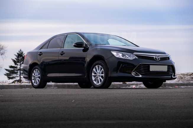 Toyota Camry, 2017 год, 1 260 000 руб.