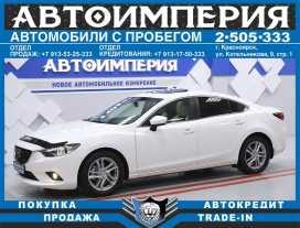 Красноярск Mazda Mazda6 2013