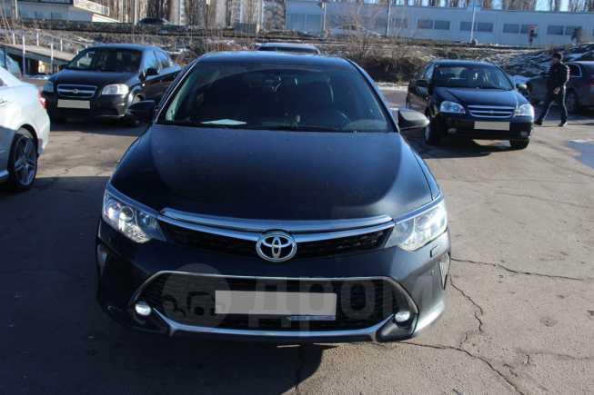 Toyota Camry, 2017 год, 1 340 000 руб.