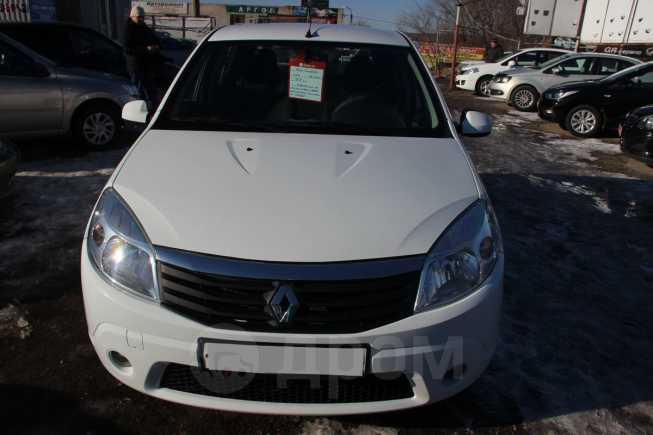 Renault Sandero, 2012 год, 365 000 руб.