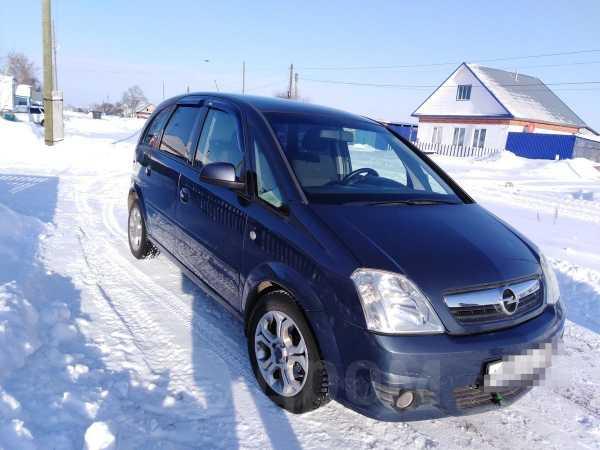 Opel Meriva, 2007 год, 290 000 руб.
