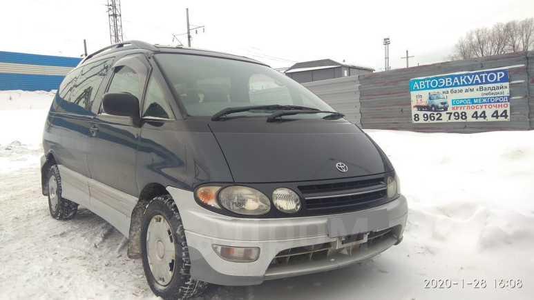 Toyota Estima Lucida, 1997 год, 255 000 руб.