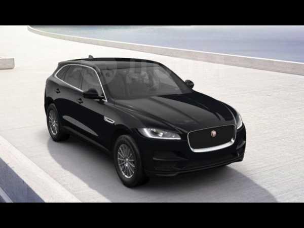 Jaguar F-Pace, 2020 год, 4 152 000 руб.