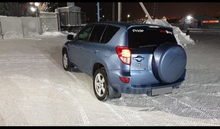 Toyota RAV4, 2008 год, 740 000 руб.