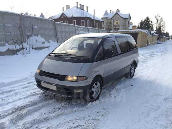 Toyota Estima, 1993 год, 215 000 руб.