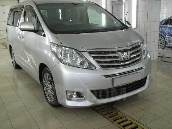Toyota Alphard, 2011 год, 1 520 000 руб.