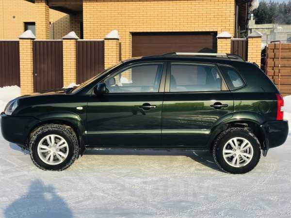Hyundai Tucson, 2009 год, 735 000 руб.