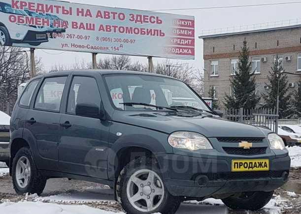 Chevrolet Niva, 2015 год, 379 000 руб.