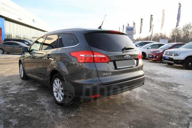 Ford Focus, 2017 год, 927 000 руб.