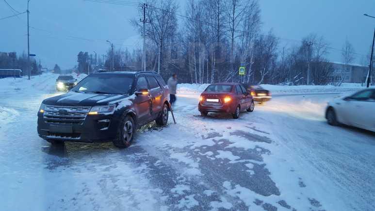 Ford Explorer, 2018 год, 1 950 000 руб.