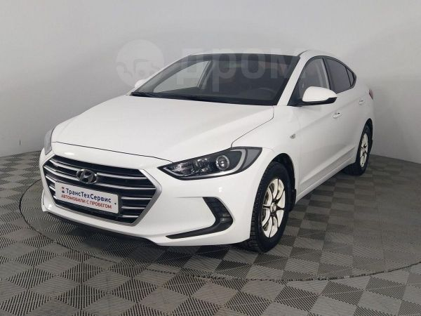 Hyundai Elantra, 2016 год, 730 000 руб.