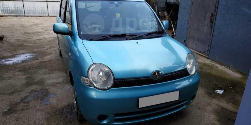 Toyota Sienta, 2003 год, 285 000 руб.