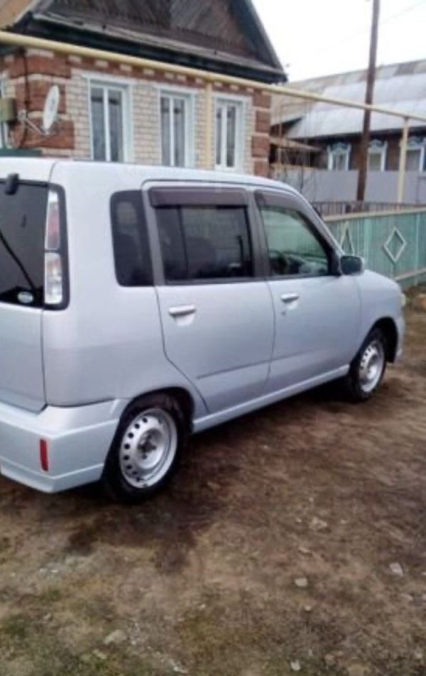 Nissan Cube, 2001 год, 355 000 руб.