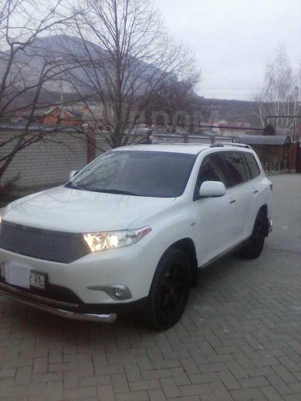 Toyota Highlander, 2012 год, 1 550 000 руб.