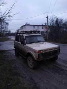 Симферополь 4x4 2121 Нива 1989