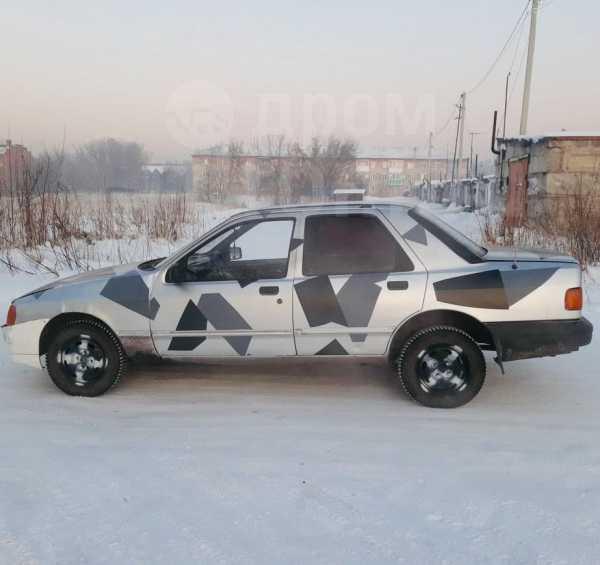 Ford Sierra, 1987 год, 30 000 руб.