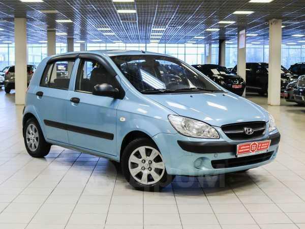 Hyundai Getz, 2008 год, 279 900 руб.