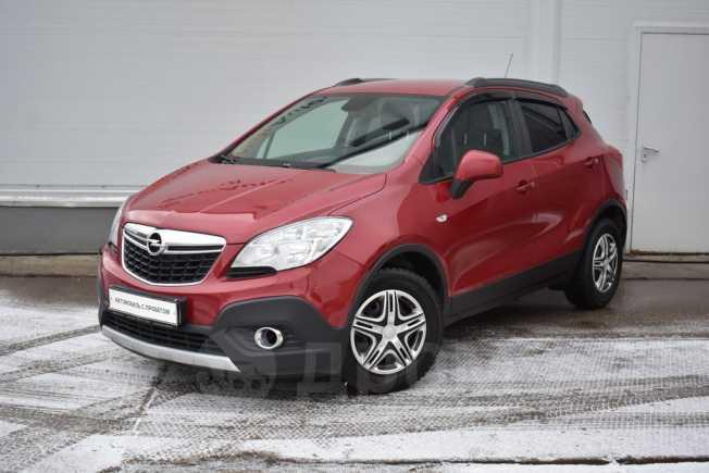 Opel Mokka, 2014 год, 659 000 руб.