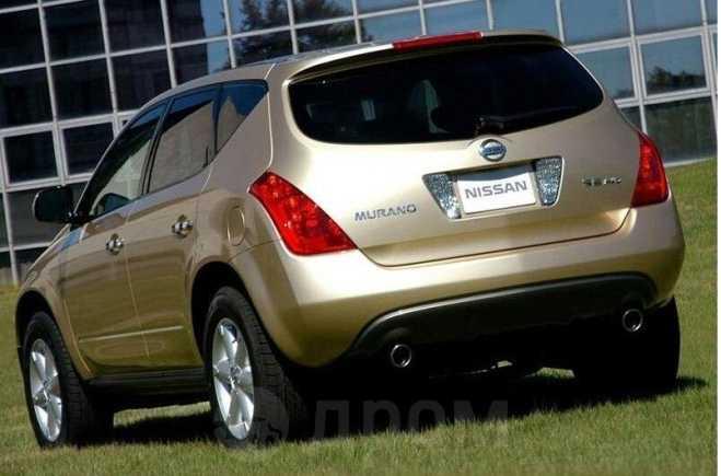 Nissan Murano, 2007 год, 569 000 руб.