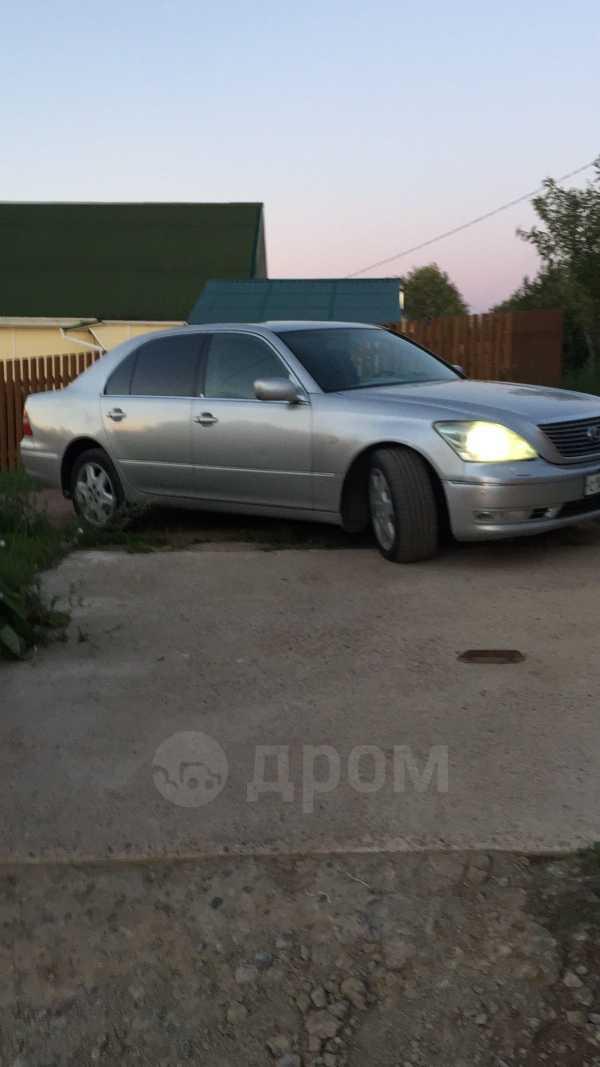 Lexus LS430, 2004 год, 300 000 руб.
