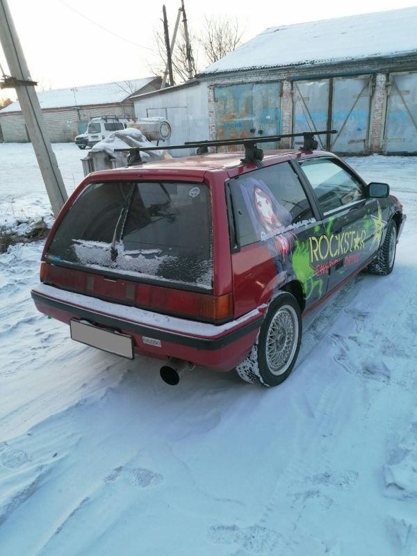 Honda Civic, 1993 год, 125 000 руб.