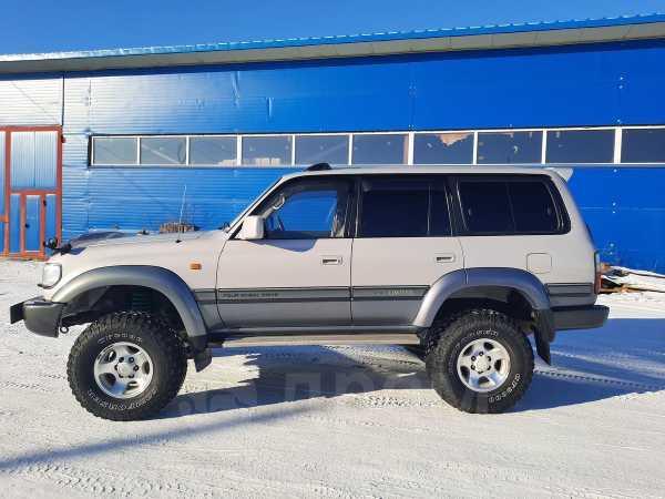 Toyota Land Cruiser, 1997 год, 1 140 000 руб.