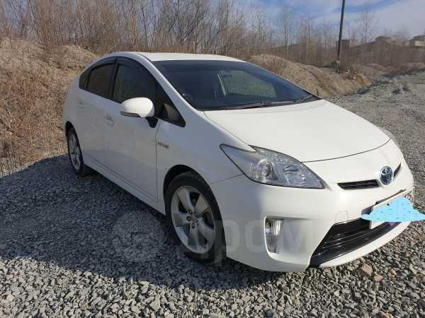 Toyota Prius, 2012 год, 759 000 руб.