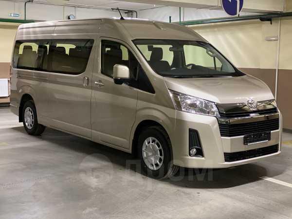 Toyota Hiace, 2019 год, 3 098 000 руб.