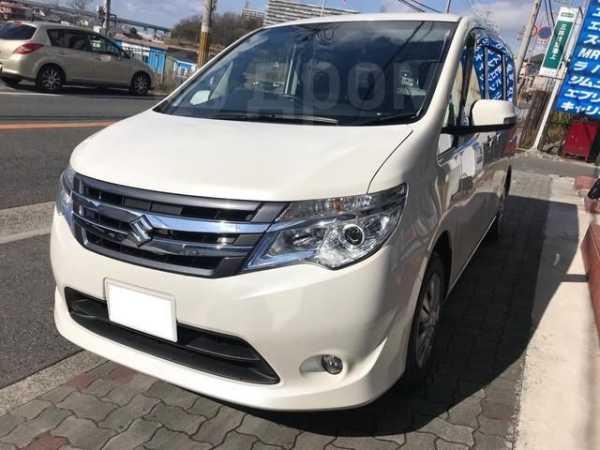 Suzuki Landy, 2017 год, 710 000 руб.