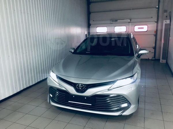Toyota Camry, 2019 год, 2 130 000 руб.
