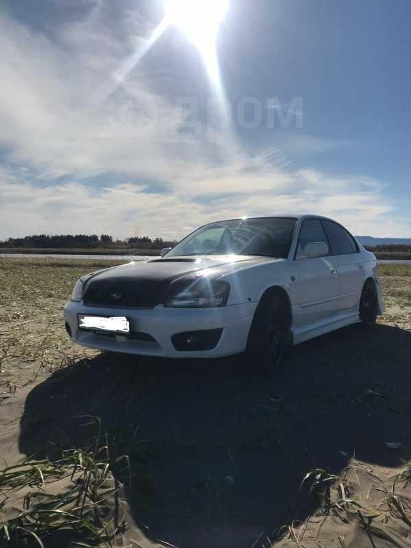 Subaru Legacy B4, 2003 год, 230 000 руб.