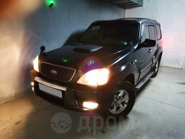 Hyundai Terracan, 2004 год, 555 555 руб.
