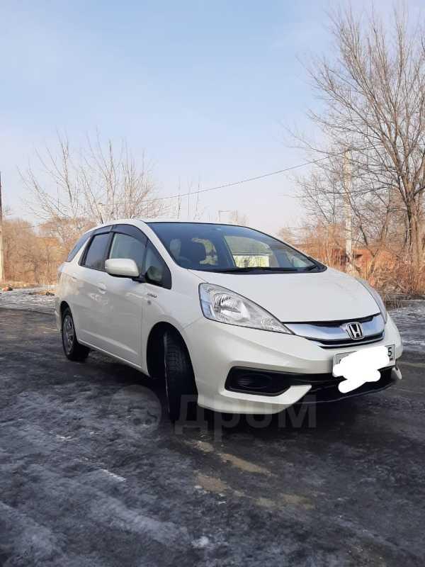Honda Fit Shuttle, 2014 год, 600 000 руб.