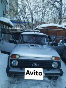 Киров 4x4 2131 Нива 2004