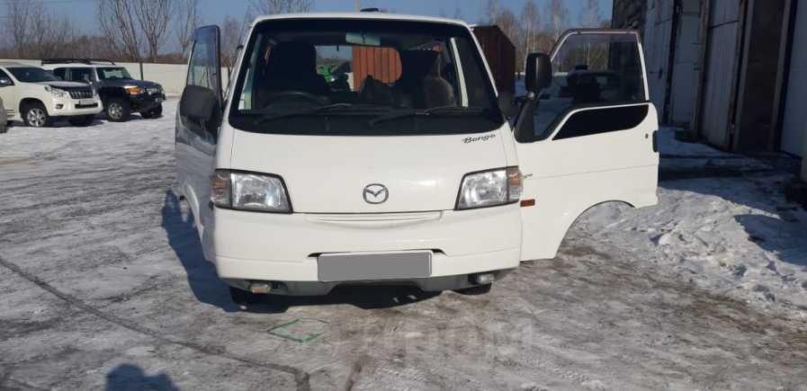 Mazda Bongo, 2015 год, 780 000 руб.