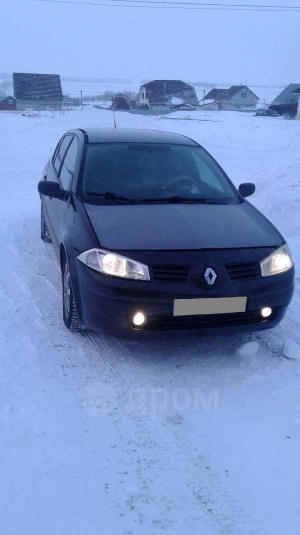 Renault Megane, 2004 год, 119 125 руб.