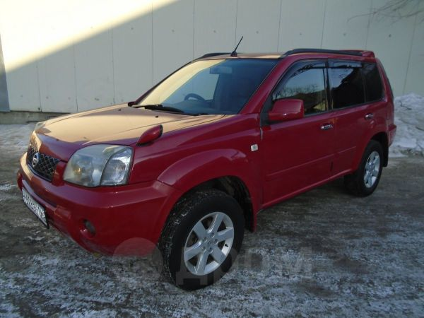Nissan X-Trail, 2001 год, 335 000 руб.