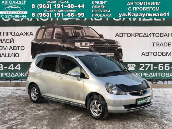 Honda Fit, 2002 год, 297 000 руб.