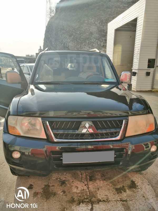 Mitsubishi Pajero, 2003 год, 570 000 руб.