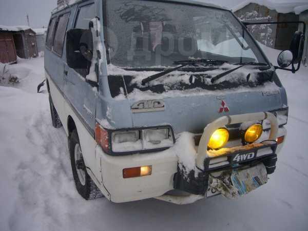 Mitsubishi Delica, 1990 год, 310 000 руб.