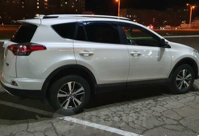 Toyota RAV4, 2016 год, 1 555 000 руб.