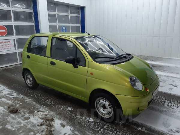 Daewoo Matiz, 2012 год, 120 000 руб.