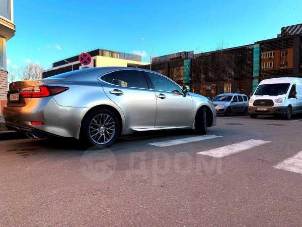Lexus ES250, 2017 год, 1 880 000 руб.