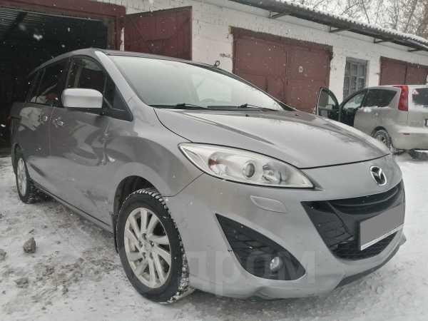 Mazda Mazda5, 2012 год, 660 000 руб.