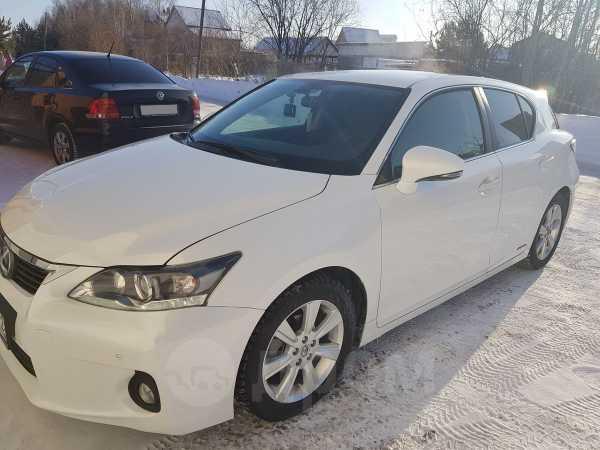 Lexus CT200h, 2012 год, 900 000 руб.
